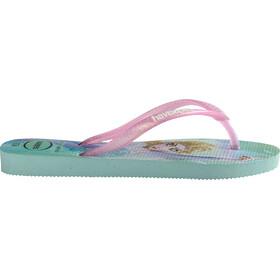 havaianas Slim Frozen - Sandales Enfant - Multicolore